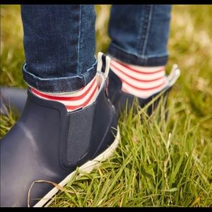 New Joules Rainboot French Navy